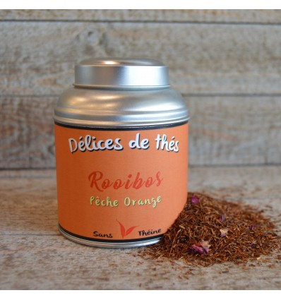 Rooibos Pêche Orange