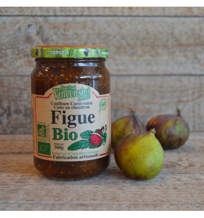 Confiture Corse Bio Figue